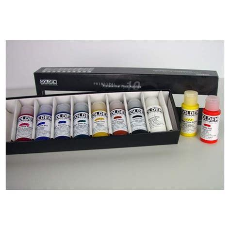 golden golden 0000905 0 10 color acrylic paint set pricefalls