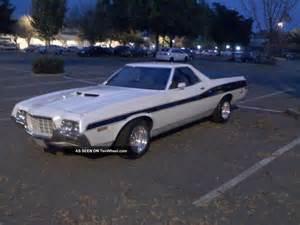 1972 ford ranchero gt 5 8l