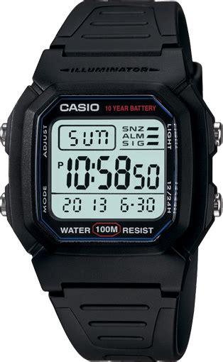 Casio Standard W 800h 1av w800h 1av classic casio usa