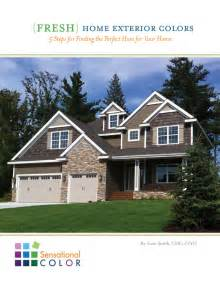 Fresh Home fresh home exterior colors quot guide now available home improvement