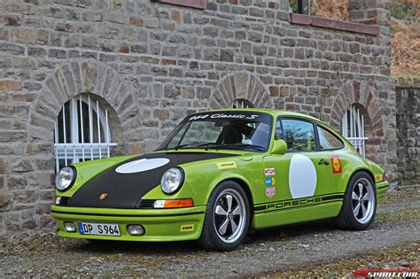 old porsche official porsche dp 964 classic s by dp motorsports