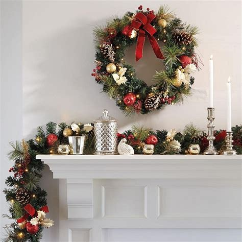 garland ideas 10 christmas garland decorating ideas mommy today magazine