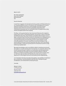 cover letter for work study of arkansas office of study abroad how study