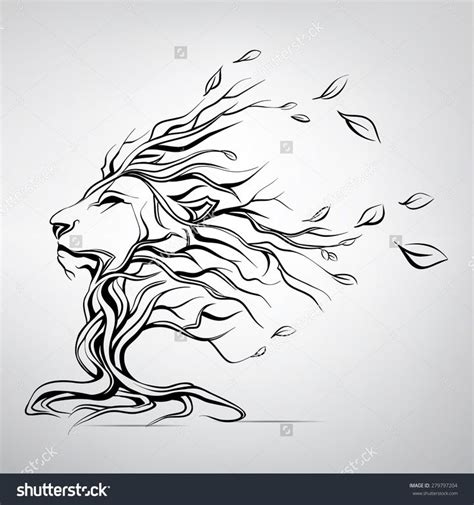 lion outline tattoo 66 best images about siluets graphic tatoo on