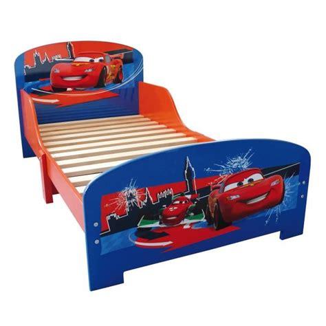 cdiscount lit cars cars lit enfant 140 70 cm avec lattes cijep achat