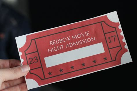 Red Box Movie Rental Gift Card - last minute gifts with redbox free printable a southern mothera southern mother
