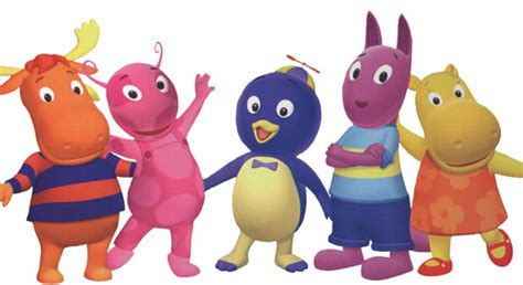 Backyardigans Images From The Desk Of Cantrell The Backyardigans