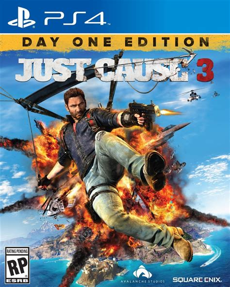 Istimewa Ps4 Just Cause 3 just cause 3 day one edition ps4 elektronicadeal nl