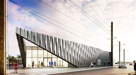 shop architects modern santa fe gallery design is inspired design new building expansion santa fe space by shop