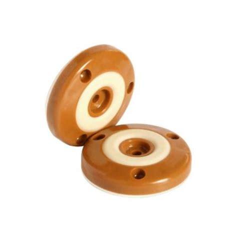 slipstick furniture floor protector gripper foot caramel