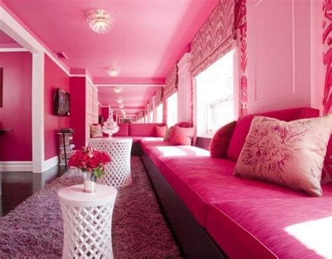 pink interior design pink color schemes offering symbolic and romantic interior