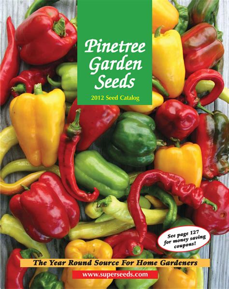 Pinetree Garden Seeds by Foodie Maine S Organic Seed Companies See Warming