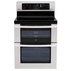 oven home depot lg electronics 6 7 cu ft oven electric range with