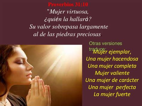 versiones de la biblia sabia libertad mujer virtuosa