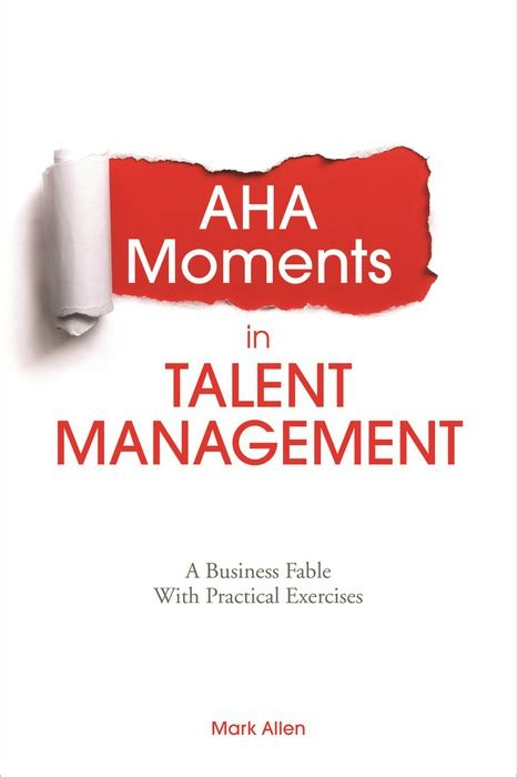 aha moments books allen books and publications