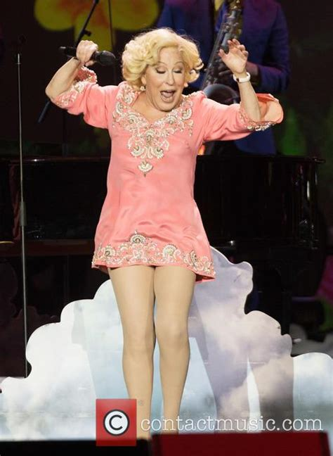 bette midler live bette midler bette midler performing live on stage at 02