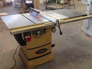 powermatic table saw the powermatic pm 1000 table saw brings power to the popular woodworking magazine