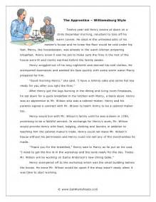 2nd grade reading comprehension worksheets 2nd grade images frompo