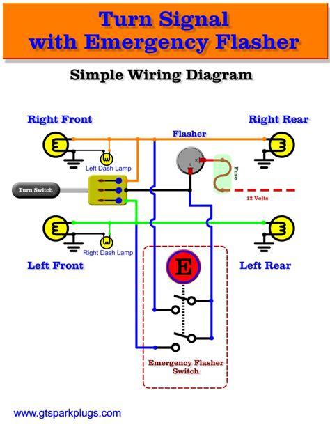 2 pin flasher relay wiring diagram wiring diagram