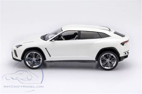 lamborghini urus white lamborghini urus white metallic model car group mcg18023