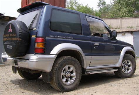 how petrol cars work 1991 mitsubishi pajero user handbook 1991 mitsubishi pajero photos 2 5 diesel manual for sale