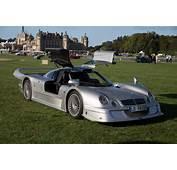 Mercedes Benz CLK LM Strassenversion  Chassis 002