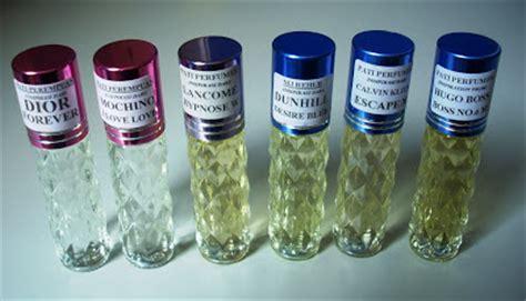 Minyak Wangi Clinique haruman berkekalan botol minyak wangi roll on baru