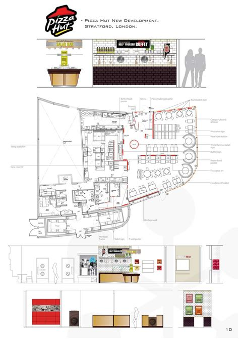 Pizza Hut Floor Plan | pizza hut floor plan 28 images architecture