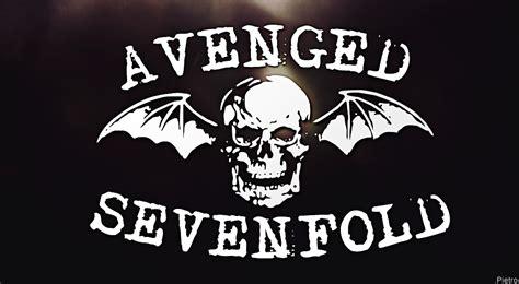 Avenged Sevenfold Deathbat pin a7x deathbat draw by lghostjpg on