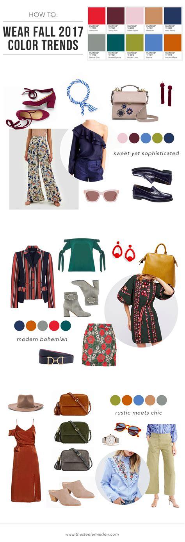 fall 2017 color trends 100 fall 2017 colors pantone lookandlovewithlolo