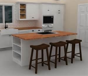 Ikea kitchen island hack kitchen ikea hacks kitchen island with