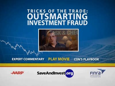 Trick Of The Trade by Tricks Of The Trade Outsmarting Investment Fraud