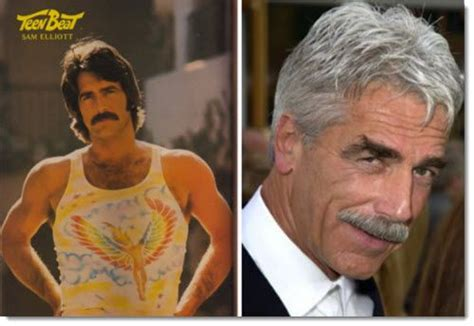 Sam Elliott Surgery | sam elliot then and now google search then and now