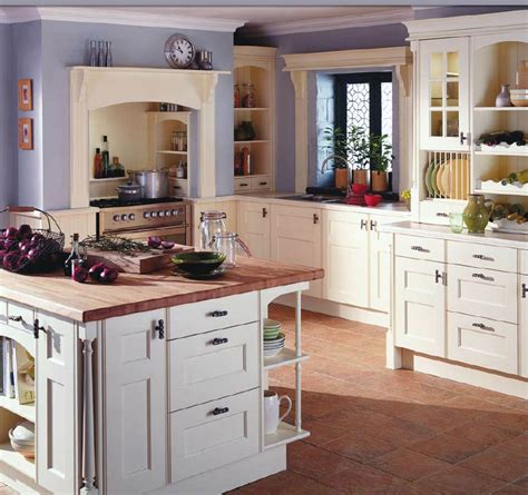 country style kitchens - Country Style Kitchen Cabinets