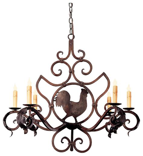 rooster chandeliers rooster chandeliers wrought iron kitchen rooster
