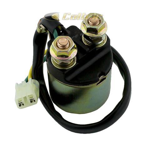 starter relay solenoid fits honda trx350 trx 350 fourtrax