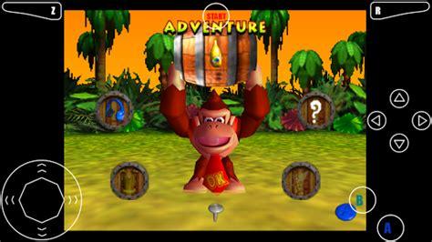 Original Pedro For Man3 ultimate n64 emulator v1 0 a eu sou android