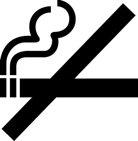 no smoking sign vector png free vector graphic no smoking sign healthy free