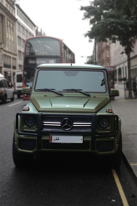 mercedes g wagon green military green g class merc modern cars pinterest g