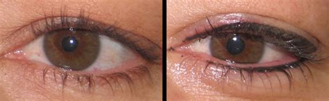eyeliner tattoo after effects cosmetic and eyebrow feathering tattoo in sydney