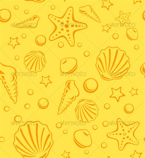 background pattern beach seamless beach vector pattern by abrams graphicriver
