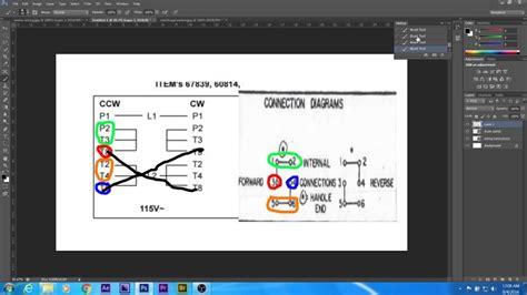 marathon electric motor capacitor wiring