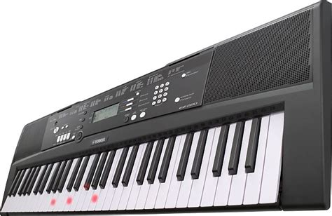 yamaha ez 220 keyboard with lighted keys yamaha ez 220 lighted keyboard 61 key standard