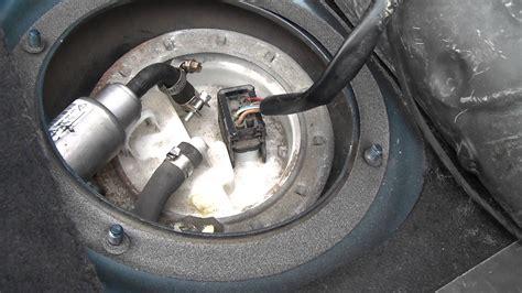 Audi A6 Tankanzeige Spinnt by Kraftstoffpumpe Youtube