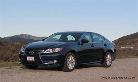 lexus es300 hybrid review 2013 lexus es 300h hybrid video the truth