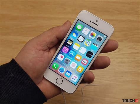 testujeme iphone se pozrite si fotky smartf 243 nu doplnen 233 o unboxing touchit