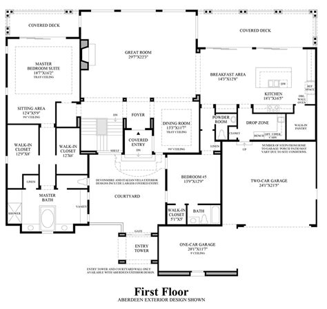 nv homes floor plans boulders at somersett quick delivery home genoa nv