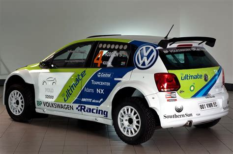 Volkswagen Rally Car by New Rally Car For Volkswagen South Africa