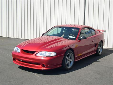 1996 ford mustang cobra 1996 ford mustang svt cobra information and photos