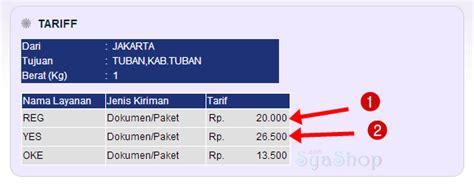 cek resi jne bengkulu page not found syashop